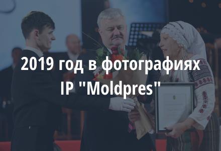 2019 год в фотографиях IP MOLDPRES