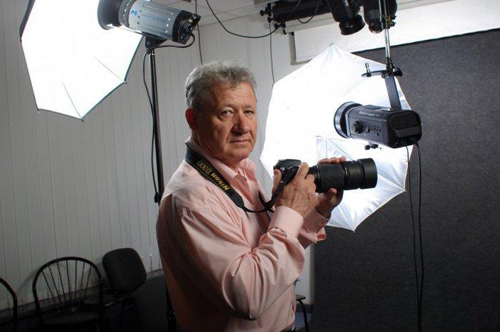 MOLDPRES News Agency - Maestrul fotograf Mihai Potârniche a devenit laureat  al Premiului Naţional pentru anul 2015