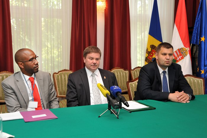 MOLDPRES News Agency - France to join Chisinau-based Common