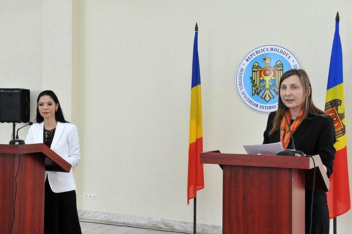 Comisia interguvernamentală Republica Moldova–România pentru integrare europeană s-a reunit la Chișinău