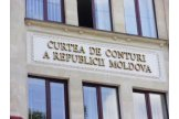 Moldovan top court's report on audit of financial