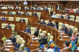 Moldovan parliament appoints new top court judge