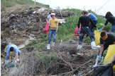 Cleanup day held in Moldova