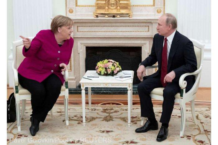 Четыре часа переговоров: почему украинцы заявили о предательстве Меркель после ее визита в Москву