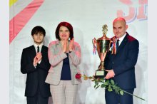 The Ministry of Education, Culture and Research held Sport Gala 2017'