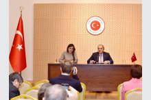 The Embassy of Turkey in Moldova held a press conference to review 2017 – golden year of bilateral relations between Moldova and Turkey'
