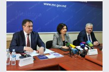 Conference on actions undertaken to improve the situation in the education system'