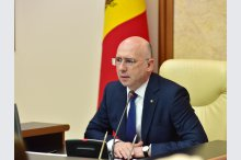Prime Minister Pavel Filip chaired a cabinet meeting'