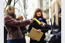 A group of mothers, who suffered from the interaction with prenatal medical system in Moldova, filed a statement to the Government'