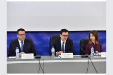 Press conference: The participation of Moldova in the Open Budget Index'