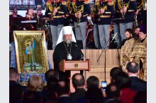 President Igor Dodon participated in a festive assembly dedicated to launching of the Year of Moldovan ruler Stefan cel Mare'
