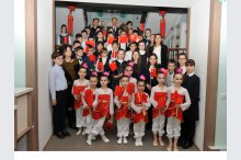 The Ion Creanga National Library for Children organized, in partnership with the Embassy of China in Moldova, an event dedicated to the Chinese New Year or Spring Festiva'