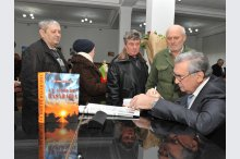 The launch of a book on a chronicle of a family of Bessarabians, signed by academician, professor, PhD Vladimir Hotineanu'