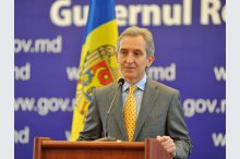 Deputy Prime Minister for European Integration Iurie Leanca held a news conference on the results of his working visit to Romania'