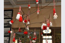 The exhibition on Martisor'