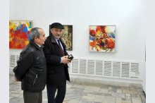 The  exhibition dedicated to the Centenary of Bessarabia's Union with Romania, Spring Saloon'