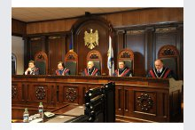The Constitutional Court delivered an opinion on amendment of Articles 50 and 51 of Constitution'