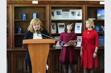 The Alexe Rau Librarians' League of Moldova organized the GALEX Gala of Laureates of National Prizes, at the National Library'