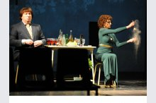 Mihai Eminescu National Theatre from Chisinau hosts first performance of play by Israeli dramatist'