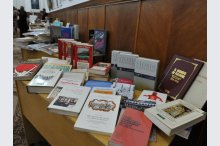 The Embassy of Italy in Chisinau held a ceremony on donating books to the National Library of Moldova '