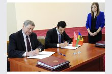 The 19th Moldovan-Belarus intergovernmental commission'