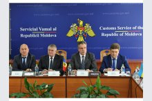 Trilateral meeting of the leaders of customs authorities from Moldova, Italy and Ukraine'