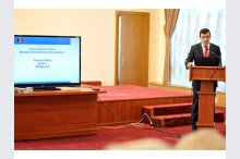 The Ministry of Economy and Infrastructure held a briefing on Good roads for Moldova 2 programme'