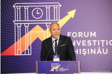 The official opening of Investment Forum Chisinau – 2019'