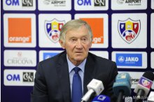 Introduction of the new acting coach of Moldova's National Team  '