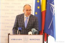 News conference held by Romania's Ambassador to Moldova Daniel Ionita on the organization of presidential elections in Romania '