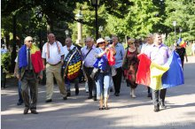 Moldova celebrates national holiday Our Romanian language'