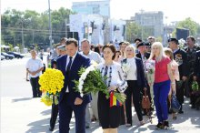 Moldova marks 28 years since proclamation of independence'