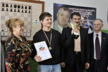 "Chess Tournament ""Vasile Vătămanu"" 3rd edition'"