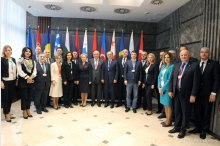 MPs from ten states brought together at a meeting of the commission for culture and education of the Organization of the Black Economic Cooperation in Chisinau   '