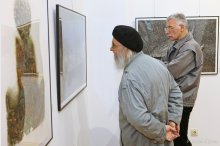 International biennial exhibition of contemporary engraving in Iasi reached Chisinau'