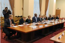 4th session of Moldovan-American Joint Commission on Economic Cooperation'