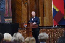 President Igor Dodon attends second issue of ethnic forum'