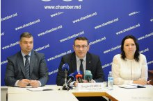 News conference on details about 19th issue of Made in Moldova 2020 exhibition '