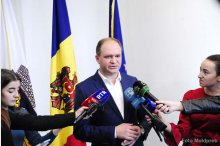 Chisinau mayor Ion Ceban holds working meeting with heads of structural subdivisions'