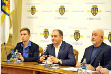 Establishment meeting of Chisinau Municipal Council'