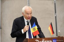 10th anniversary of Moldovan-German Program '