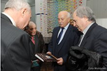 Writer, psychologist Aurelian Silvestru honored at National Library, 70th birth anniversary'