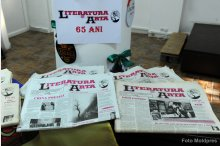 65th anniversary of Literature Art'