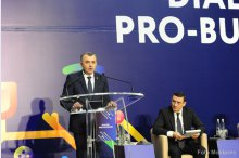 Pro-Business Dialogue Forum opening '