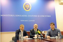 Ministry of Education, Culture and Research holds news conference on 2020 grant program '