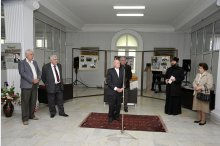 Opening of a centenary exhibition dedicated to the academician Nicolae Corlateanu'