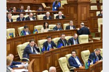 Moldovan parliament amends, supplements Labour Code'