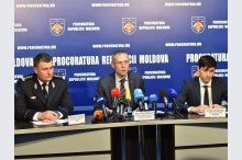 "The Prosecutor's General Office held a press conference devoted to the cause ""Gorbuntov""'"
