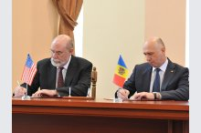 Prime Minister Pavel Filip met leadership of Frontera Resources company'